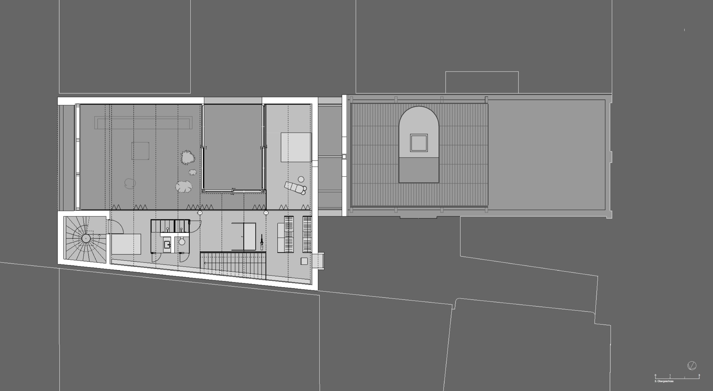Wohnhaus Und Atelier S Hamburg Schmutz Partner Freie